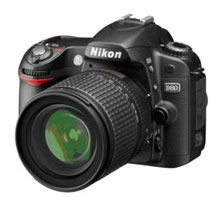 Фотоаппарат Nikon D80 Kit | 18-70 mm black