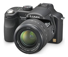 Panasonic Lumix DMC-FZ50 | black